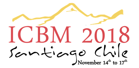 ICBM 2018 in Santiago 14-17 November