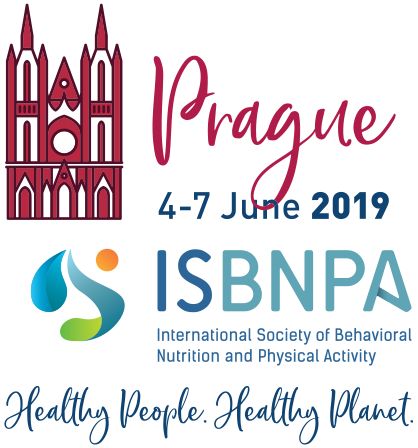 ISBNPA 2018 - Hong Kong 3-6 June
